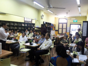 Business monthly network meeting