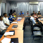 Evangelistic outreach after lessons