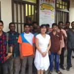 Indian and Bangladeshi outreach