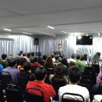 Jeff Yuen from Soakability Church teaching on prophetic evangelism